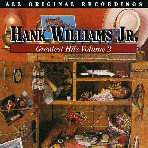 Greatest Hits Vol. 2 (Curb) by Hank Williams, Jr.