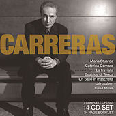 Legendary Performances of Carreras by Various Artists