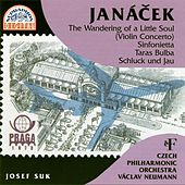 Play & Download Janácek: Sinfonietta, Taras Bulba, Schluck und Jau, et at. by Josef Suk | Napster