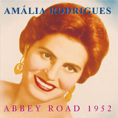 Abbey Road 1952 von Amalia Rodrigues