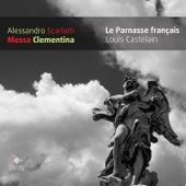 Scarlatti: Messa Clementina von Le Parnasse français and Louis Castelain