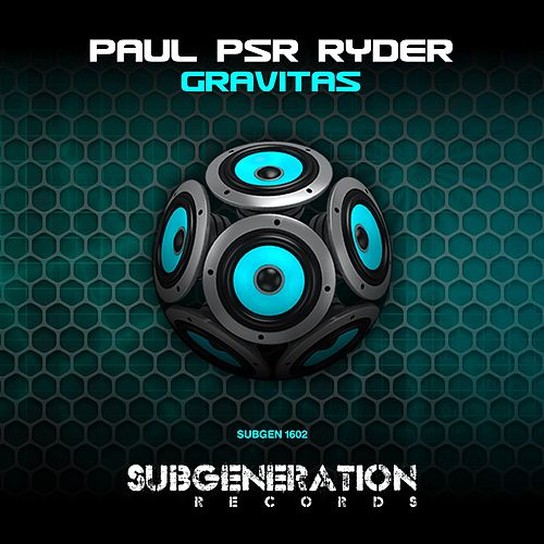 Gravitas by Paul Psr Ryder