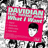 Kitsuné: What I Want (feat. Tiffani Juno) [Bonus Track Version] - EP by Davidian