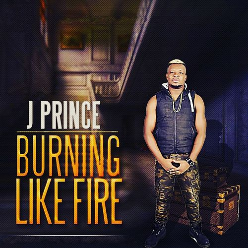 Play & Download Burning Like Fire by J. Prince | Napster