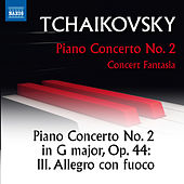 Play & Download Piano Concerto No. 2 in G Major, Op. 44, TH 60: III. Allegro con fuoco by Eldar Nebolsin | Napster