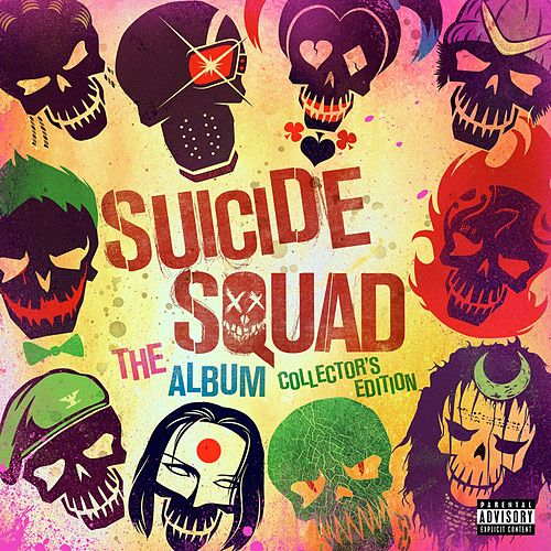 Suicide Squad: The Album (Collector's Edition) by Various Artists