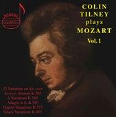Colin Tilney plays Mozart, Vol. 1 by Colin Tilney