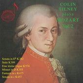 Colin Tilney plays Mozart, Vol. 2 by Colin Tilney