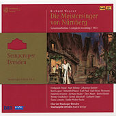 Play & Download Wagner: Die Meistersinger von Nürnberg, WWV 96 (Semperoper Edition, Vol. 6) by Various Artists | Napster