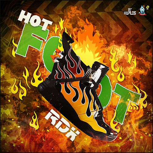 Play & Download Hot Foot - Single by RDX | Napster