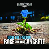 Play & Download Rose Out the Concrete by Rich The Factor | Napster