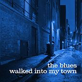 The Blues Walked Into My Town: 1950 to 1960 by Various Artists
