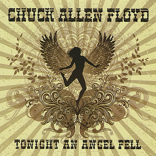 Tonight An Angel Fell by Chuck Allen Floyd