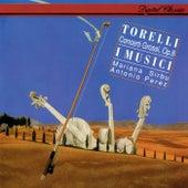 Torelli: Concerti Grossi Op. 8 von I Musici