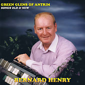 Green Glens of Antrim by Bernard Henry