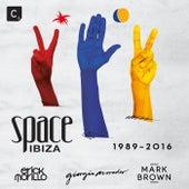 Space Ibiza: 1989 - 2016 von Various Artists