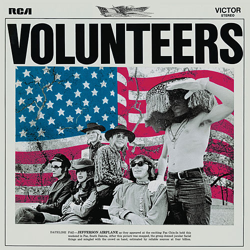 Volunteers von Jefferson Airplane