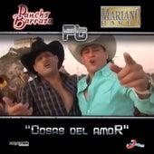 Cosas del Amor (feat. Pancho Barraza) by Mariano Barba