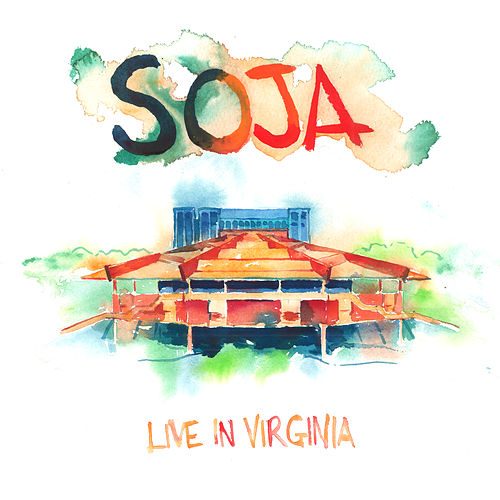 Live In Virginia by Soja / Fleopard