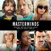 Masterminds by Geoff Zanelli