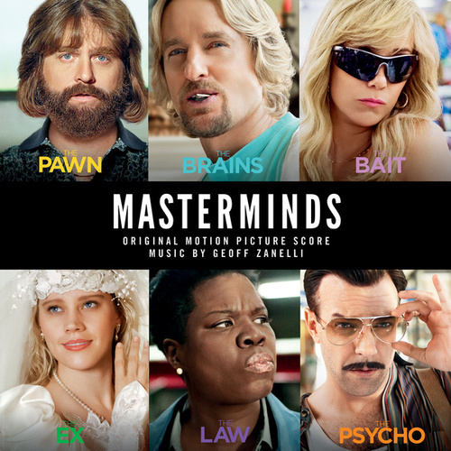 Play & Download Masterminds by Geoff Zanelli | Napster