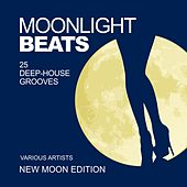 Play & Download Moonlight Beats (25 Deep-House Grooves) [New Moon Edition] by Various Artists | Napster