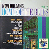 New Orleans, Home of the Blues Vol. 2 von Various Artists
