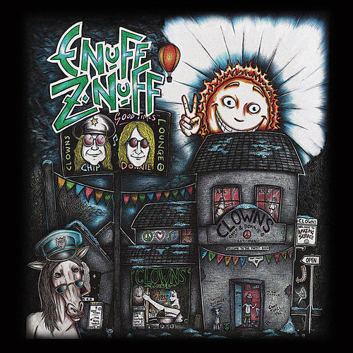 Play & Download Clowns Lounge by Enuff Z'Nuff | Napster