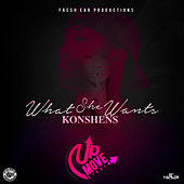 Play & Download What She Wants - Single by Konshens | Napster