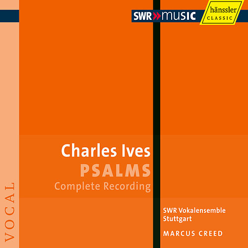 Play & Download Charles Ives: Complete Recording by SWR Vokalensemble Stuttgart | Napster
