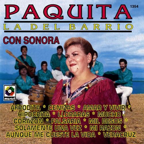 Paquita La Del Barrio by Paquita La Del Barrio