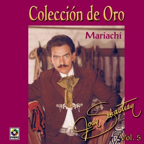 Colecciàn De Oro Vol.5 - Joan Sebastian by Joan Sebastian