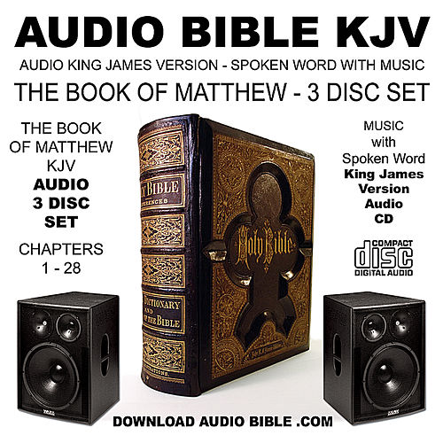 Audio Bible by Download Audio Bible .Com - the Book of Matthew