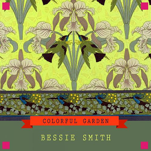 Colorful Garden von Bessie Smith