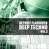 Detroit Flavoured Deep Techno, Vol. 3 by Various Artists