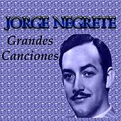 Play & Download Grandes Canciones by Jorge Negrete | Napster
