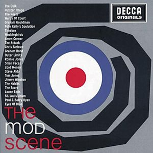Play & Download The Mod Scene by Various Artists | Napster