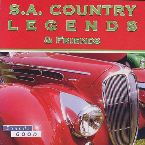 S.A. Country Legends & Friends by Various Artists