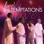 Live! von The Temptations