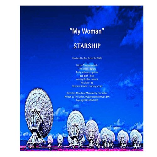 Play & Download My Woman by Starship | Napster