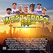 Play & Download West Coast Rap by Various Artists | Napster