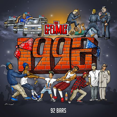 Play & Download 92 Bars by The Game | Napster