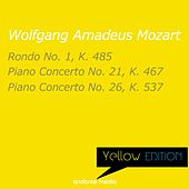 Yellow Edition - Mozart: Rondo No. 1, K. 485 & Piano Concertos Nos. 21, 26 by Various Artists