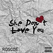 Play & Download She Don't Love You by Roscoe | Napster