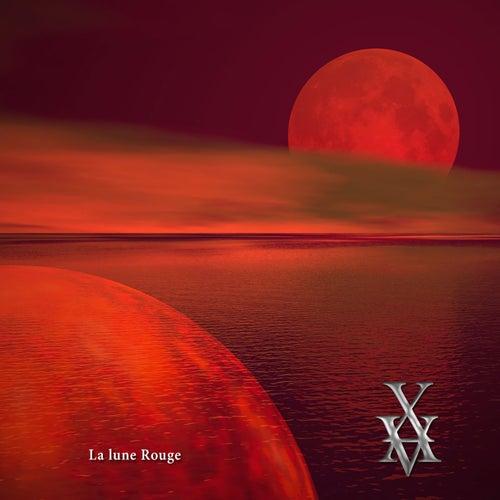 La lune rouge by Xavier Boscher