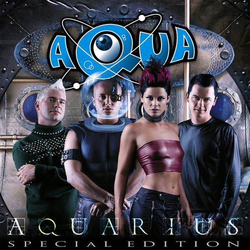 Aquarius (Special Edition) by Aqua