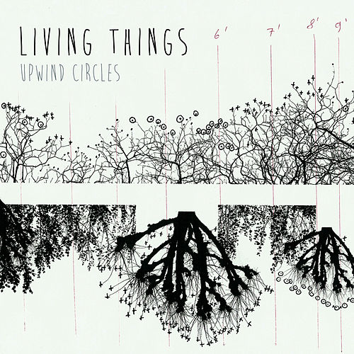 Upwind Circles by Living Things