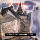 Play & Download Schubert - Brahms - Bartok: Sonatas for Violin and Piano by Emmy Verhey | Napster