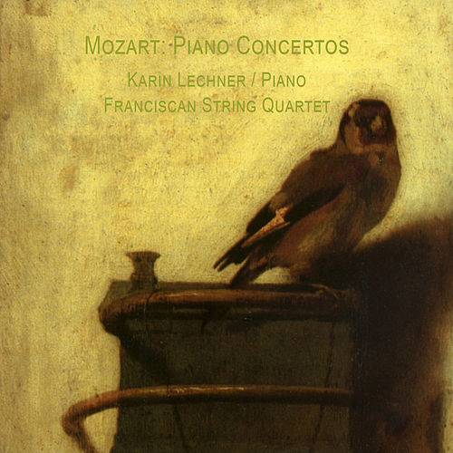 Mozart: Piano Concertos by Karin Lechner