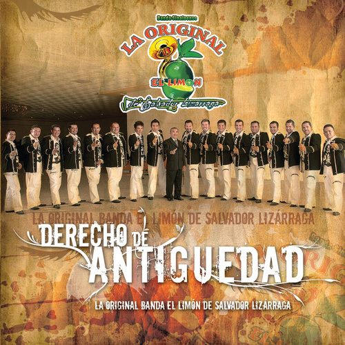 Derecho De Antiguedad by Various Artists